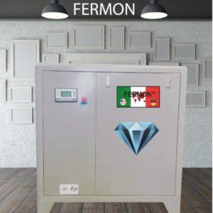 COMPRESORES DE TORNILLO SERIE DIAMANTE